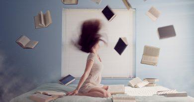 dziewczyna która czyta książki